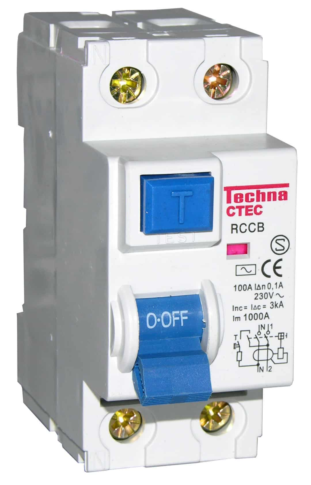 RCD protection could save your life