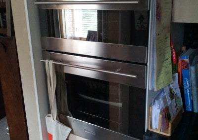 Cooker replacement