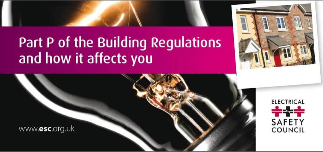 Building regulations – Part P