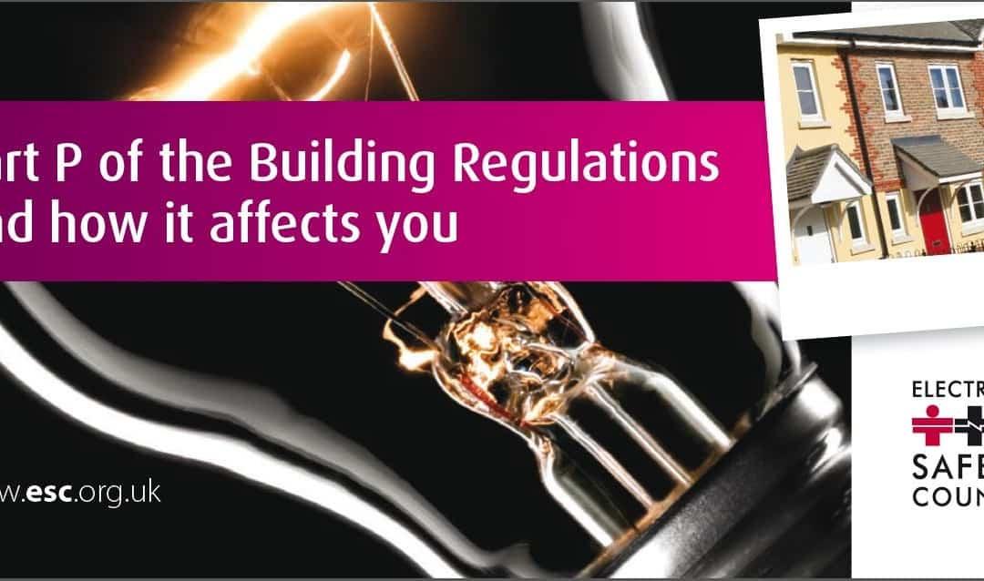 Building regulations – Part P