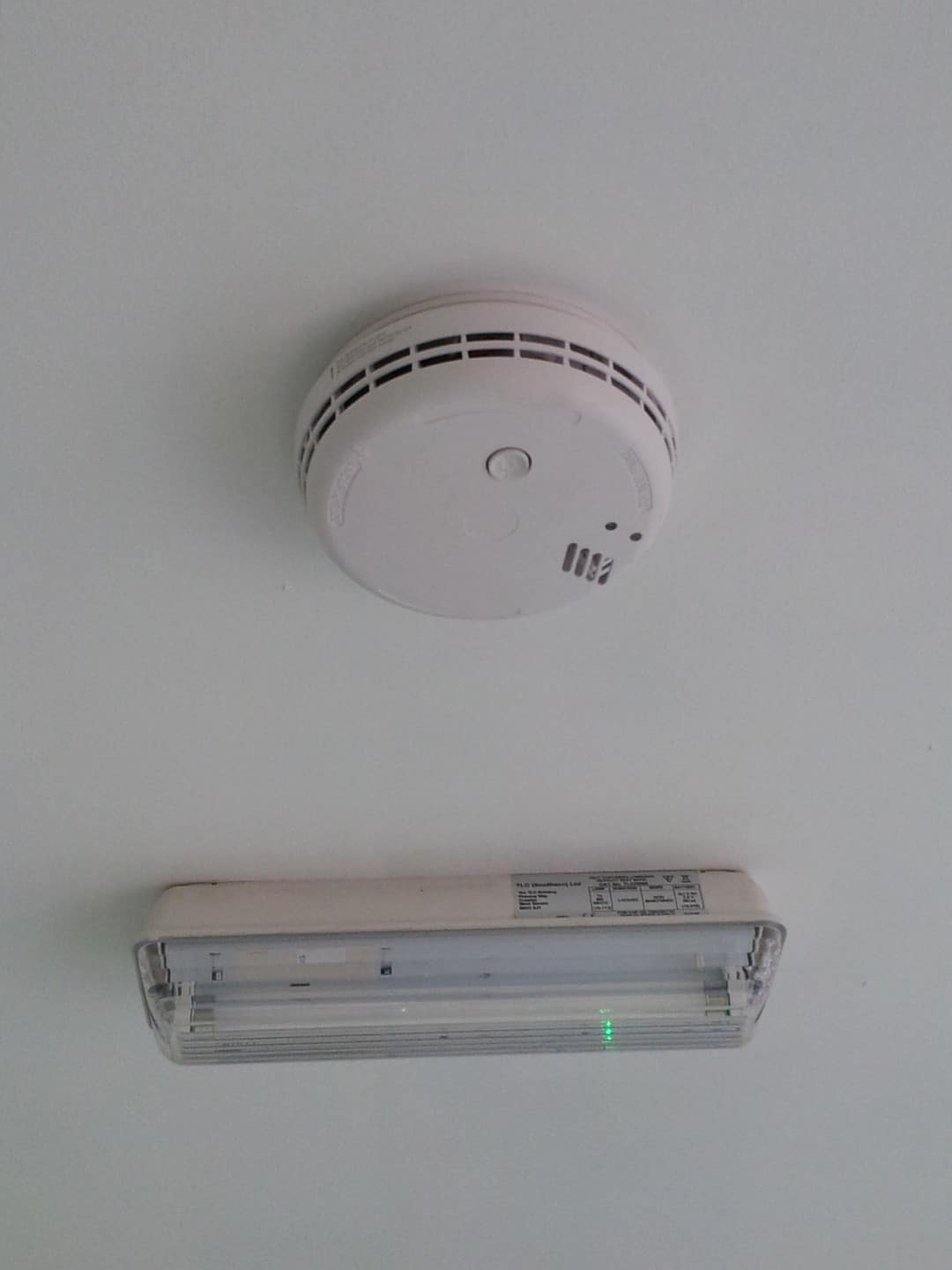 Smoke alarms, carbon monoxide detectors and fire alarm systems